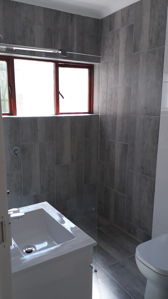 NHBRC building company - bathroom renovations