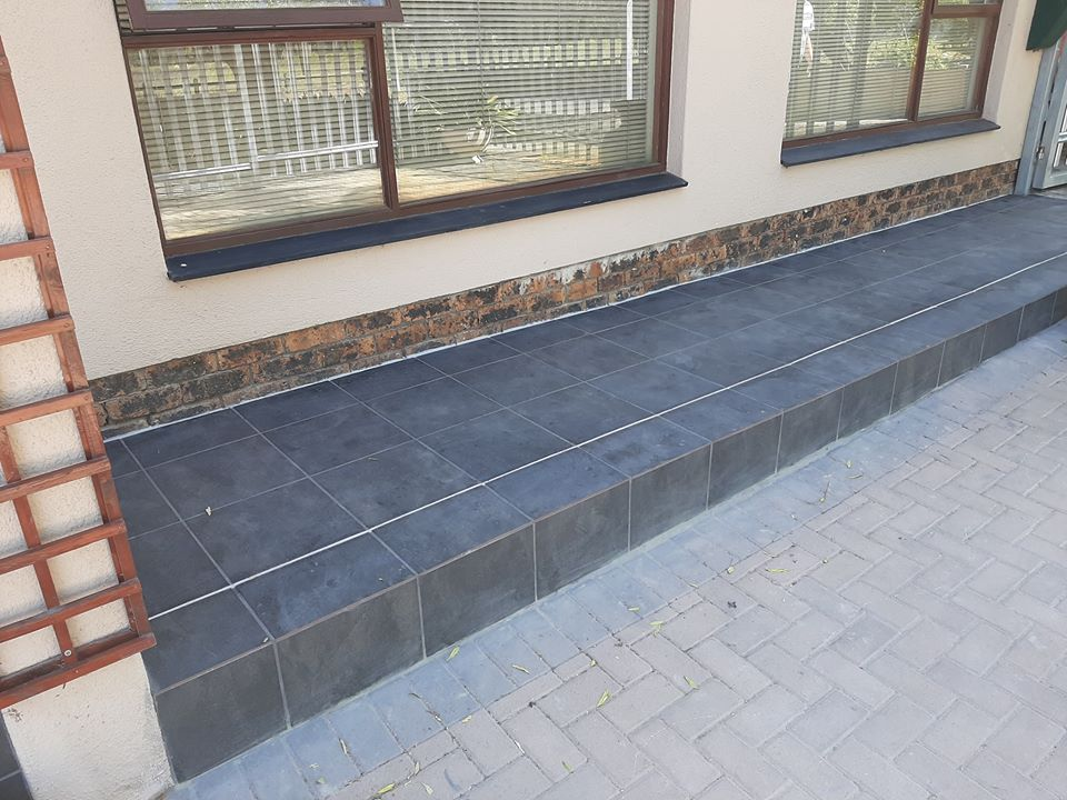 Tiling in Kuilsriver